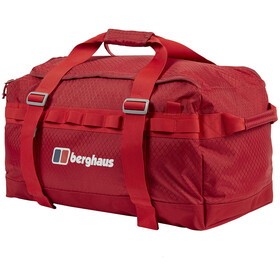 Berghaus Expedition Mule 60 Holdall Red Dahlia/Haute Red